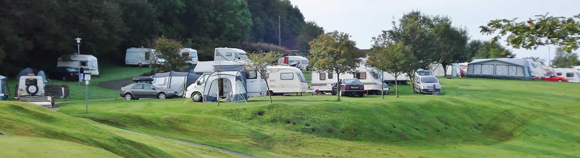 Silvercraigs Caravan Park Kirkcudbright